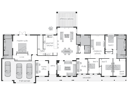 bronte act floorplans mcdonald jones homes enlarge