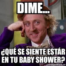 Baby Shower Memes - en memes