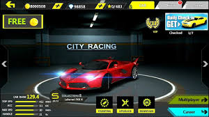 city racing 3d android gameplay laferrari fxx k unlocked youtube