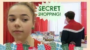 secret shopping for christmas gifts flippin u0027 katie youtube