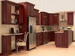 Mahogany Kitchen Designs The Use Of Mahogany Kitchen Cabinets Bathroom Wall Decor