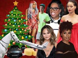 Top Christmas Gifts Of 2013 The 8 Most Extravagant Celebrity Christmas Gifts The Blast