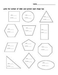 plane shapes worksheets for grade 2 free worksheets shapes