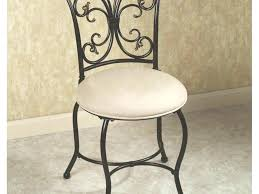 bathroom vanity chair with back vanity chair with back designs