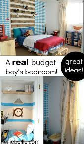 Ideas For Boys Bedrooms by Boy U0027s Bedroom On A Budget How To Decorate A Boy U0027s Bedrrom
