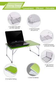 Laptop Desk Bed by Portable Picnic Camping Folding Table Laptop Desk Notebook Bed