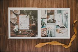 Custom Wedding Albums Heirloom Products Alyssa U0026 Taylor U0027s Custom Wedding Album