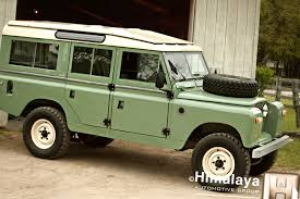 land rover series 3 109 photos land rover 109 ii series 1967 2016 from article retro
