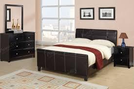 queen bed wooden bed bedroom furniture showroom categories poundex loading zoom queen bed
