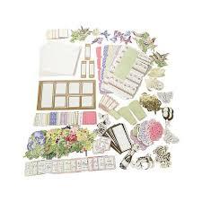 griffin window box cardmaking kit with dies 8375526 hsn
