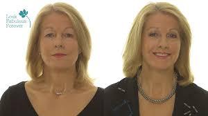 makeup for older women define your hooded eyes youtube