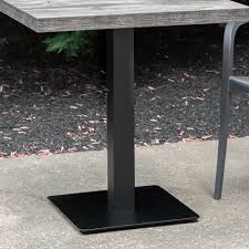 Pedestal Table Bases Grosfillex Us181017 Contemporary 18