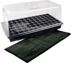 amazon com jump start ck64060 hot house with heat mat tray 72