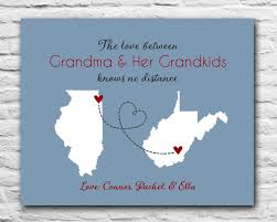grandmother gift ideas gift for distance grandparents grandmother