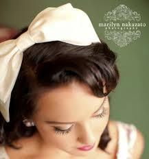headbands for women custom big bow headband in ivory taffeta headbands for women by