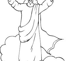 95 jesus coloring pages free printable lazarus coloring