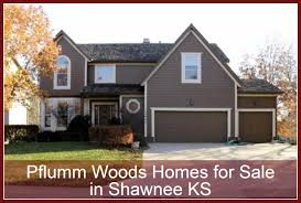 pflumm woods homes for sale in shawnee ks
