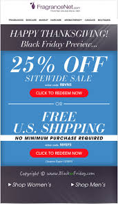 fragrancenet black friday 2017 sale deals cyber monday 2017