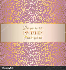 wallpaper luxury pink abstract background with luxury pink place for text gold vintage