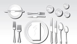 how to set a dinner table correctly proper dinner table setup best table 2018