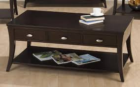 coffee table appealing espresso coffee table design ideas lift