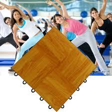 Basement Raised Floor by Ez Snap Max Tiles Great Aerobics Flooring That Looks Great Wood