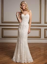 justin wedding dresses justin 8830 sweetheart lace bridal dress dimitradesigns