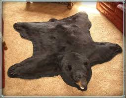 Animal Skin Rugs For Sale Bear Skin Mountain Goat Mountain Lion Rugs For Retail Sale