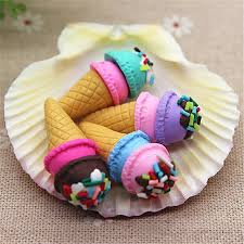 simulation 3d cuisine 5pcs kawaii simulation food 3d clay embellishment
