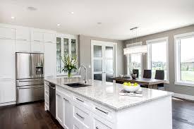 cuisine équipée blanc laqué cuisine equipee blanc laque 2 cuisine cuisine equipee avec ilot