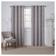Linen Curtain Panels 108 108 Inch Linen Curtains Target