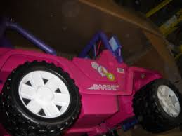 barbie jeep power wheels 90s kids toys government auctions blog governmentauctions org r