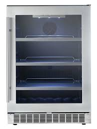 under cabinet beverage refrigerator under cabinet beverage cooler silhouette inch cu ft beverage center
