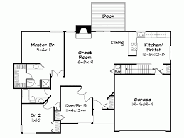 two bedroom cottage house plans 1400 sq ft house plans 1300 to 1400 sq ground floor plan