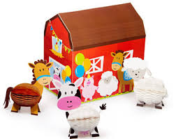Barn Party Decorations Barn Party Etsy
