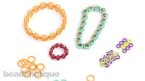 jewelry rubber rings images Quick tip ways to use rubber o rings in chain maille jpg