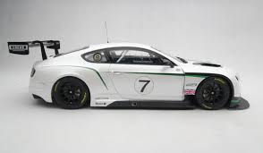 bentley gt3 bentley continental gt3 2013 scale model cars