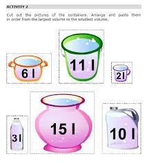 measurement worksheets grade 1