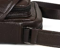 retro messenger bag coffee rugged leather messenger bag bagswish