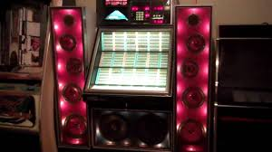 nsm 240 1 juke box restored to playing condition youtube