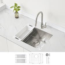 kitchen sink cabinet sponge holder modena 23