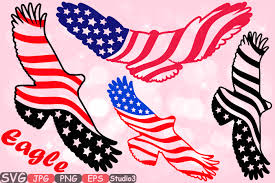 Eagle American Flag American Flag Svg Eagle Usa Eagles File Independence Day Patriotic