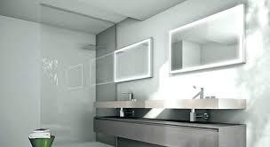 Illuminated Bathroom Wall Mirror Illuminated Wall Mirrors For Bathroom Akapello
