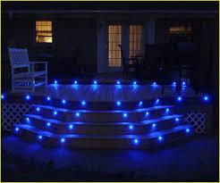led deck stair lights home design ideas
