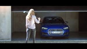 audi commercial super bowl audi s5 escapes scorned woman u0027s fury in latest commercial