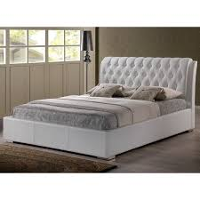 King Size Tufted Headboard Bedding Delightful King Size Bed Headboard Bianca White Modern
