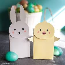 easter bags make your own easter goodie bags lia griffith