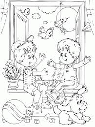 coloring pages preschoolers coloring