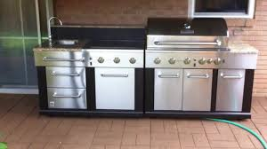 Modular Gas Cooktop Master Forge Modular Gas Grill Youtube