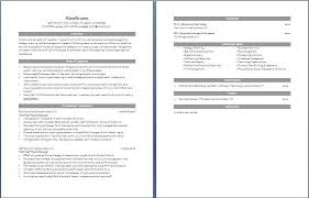Example Of Project Manager Resume by Project Manager Resume Free Layout U0026 Format